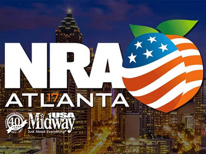 Another Month, Another Show! NRA 2017 Coverage!